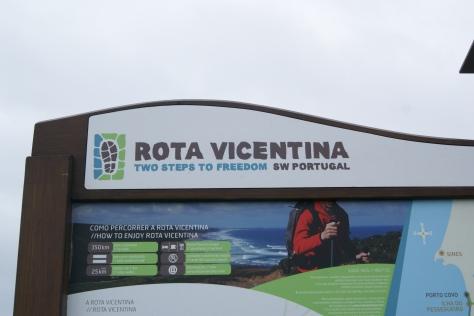 18. - 25.3.2016 Immer wieder kommen wir an den Rota Vincntina